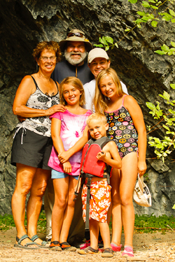 The Middle Fork of the Salmon is the PERFECT multi-generational adventure!