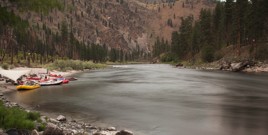 Idaho River Trips