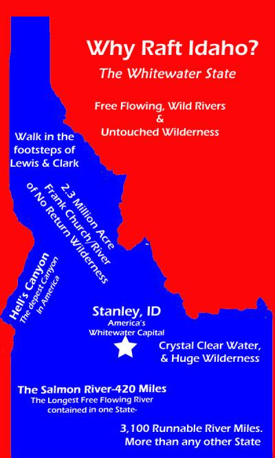 Why Raft Idaho