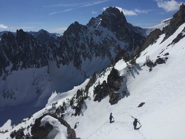 Explore the Sawtooths with Sawtooth Mountain Guides