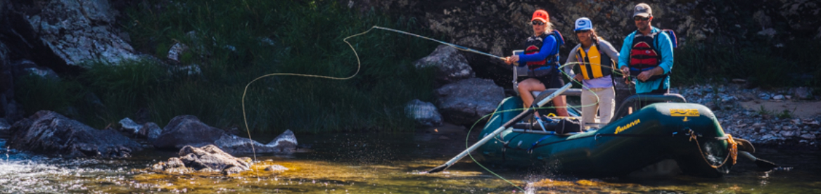 Middle Fork Fly Fishing