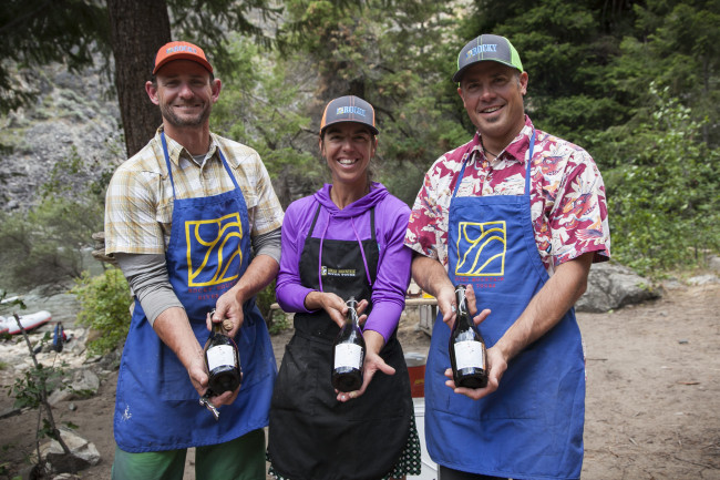 Happy Guides & Great Wine