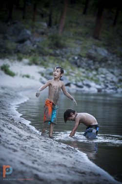 Family Raft Trips in Idaho